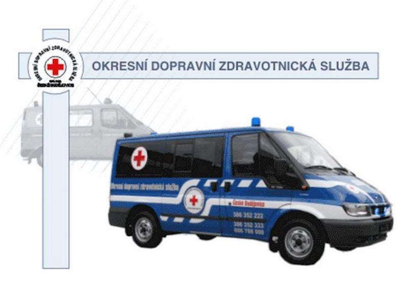 OKRESNÍ DOPRAVNÍ ZDRAVOTNICKÁ SLUŽBA, spol. s r.o. - fotografie 1/17