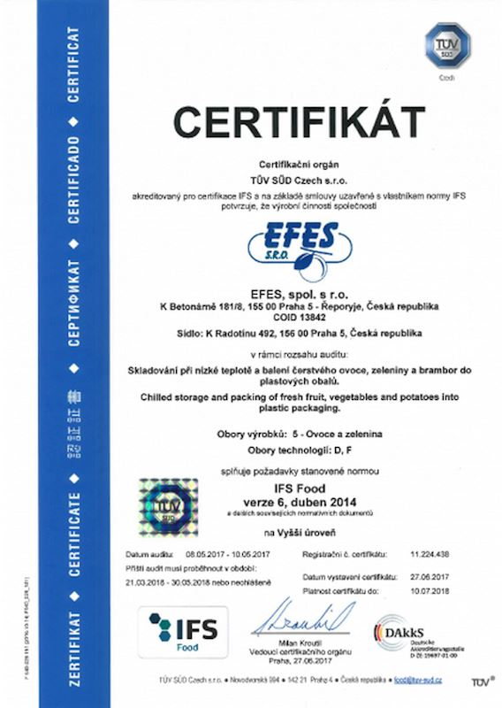 EFES, spol. s r.o. -  centrální sklad - fotografie 18/18