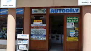 Autobaterie Kopečný - Varta - prodejna
