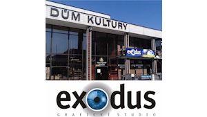 exodus, grafické studio