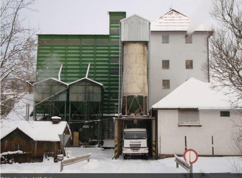Míchárna Ubušínek, spol. s r. o. - expedice