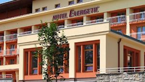 Wellness hotel Energetic**** - Forman Adamec a.s.