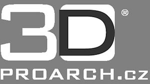 3D PROARCH vizualizace
