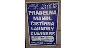 Prádelna - mandl - čistírna - Josef Junek
