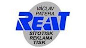 REAT - Václav Patera - sítotisk, reklama, tisk