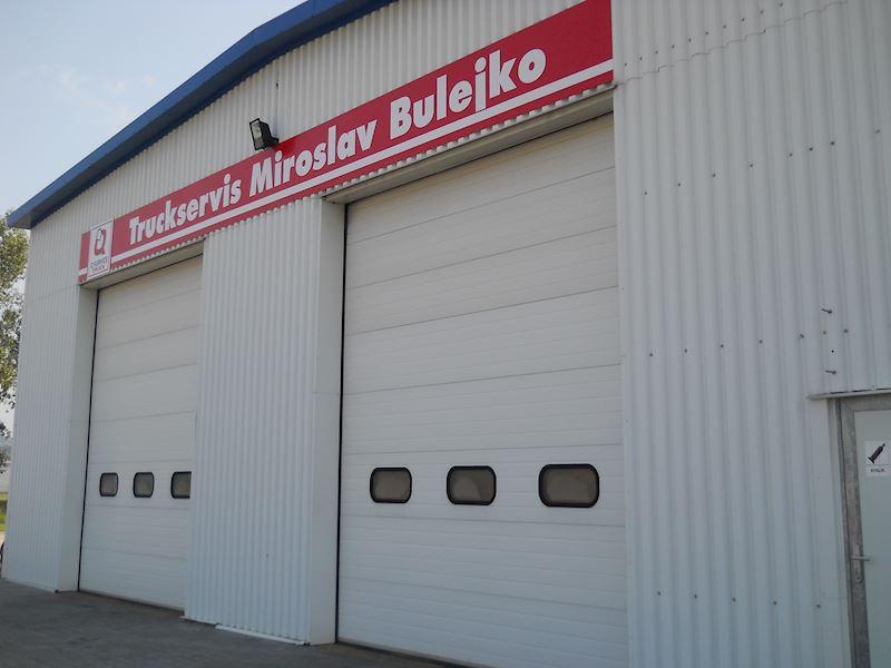 Q-SERVICE TRUCK Truck servis Miroslav Bulejko - fotografie 3/5
