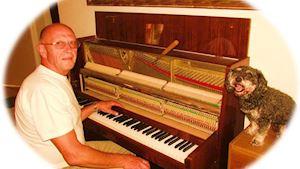 František Najman - ladění a opravy klavírů