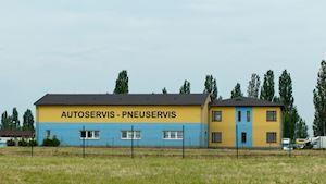 VIKTORIA trans s.r.o. - sídlo firmy