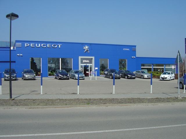Peugeot Jonal, spol. s r.o. - fotografie 3/18