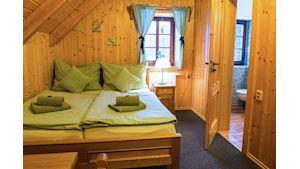 Olivový pokoj