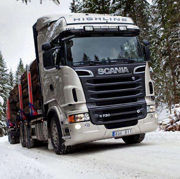 HEJA TRUCKS, s.r.o. - nákladní auta Praha - fotografie 1/3