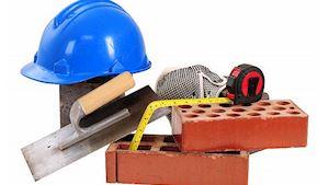 Přípravné práce pro stavby