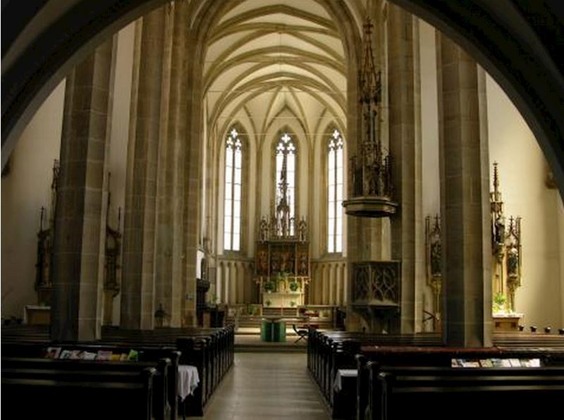 Římskokatolická farnost - arciděkanství Ústí nad Labem - fotografie 3/3