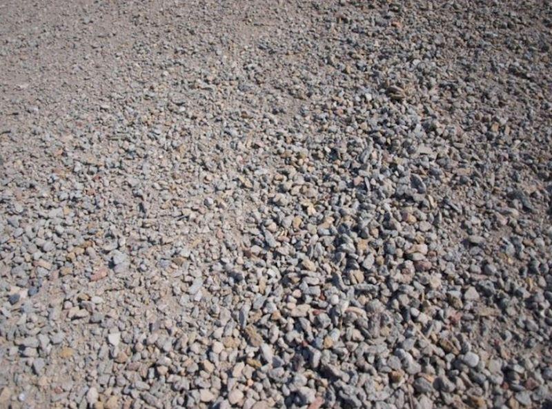 Betonová drť 0/8 mm