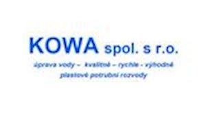 KOWA spol. s r.o. - úprava vody