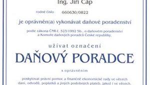 Čáp Jiří Ing.