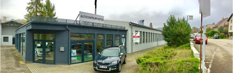 AUTOCENTRUM VOTICE s.r.o. - fotografie 12/12