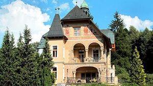 Hotel Vládní vila Luhačovice - Rostislav Kovařík