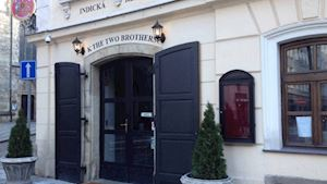 K The Two Brothers - Indian restaurant
