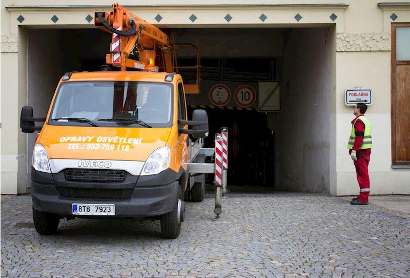Technické služby Opava s.r.o. - fotografie 11/14