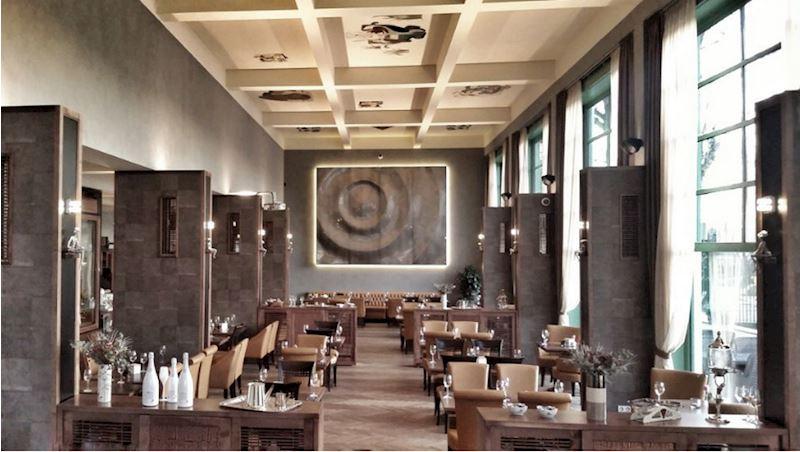 Art Restaurant Mánes - fotografie 6/12