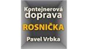 Kontejnerová doprava - Pavel Vrbka
