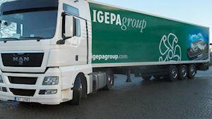 Igepa kamion