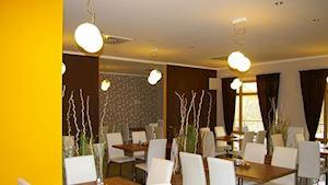 Osvětlení restaurace