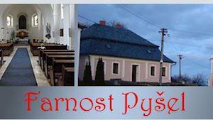 Římskokatolická farnost Pyšel