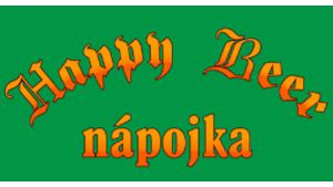 Happy Beer - nápojka