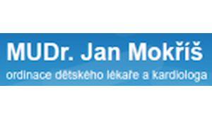 Mokříš Jan MUDr. - praktický lékař pro děti a dorost, dětský kardiolog