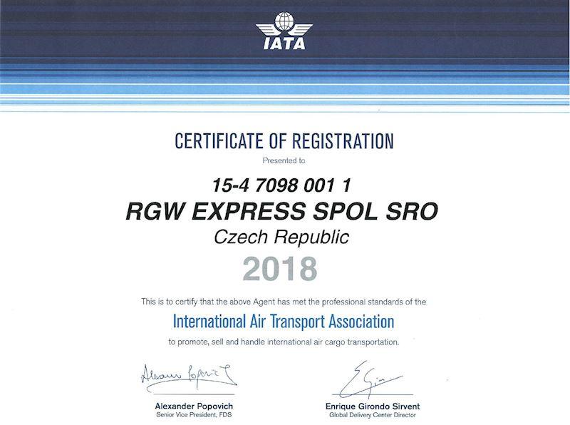 RGW EXPRESS spol. s r.o. - fotografie 4/5