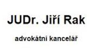 RAK JIŘÍ JUDr. - ADVOKÁT