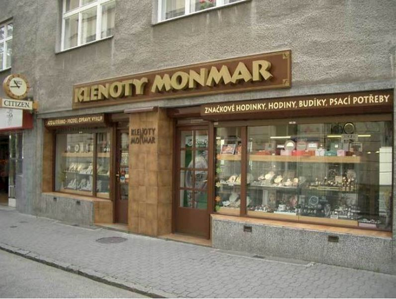KLENOTY MONMAR, s.r.o. - fotografie 1/10