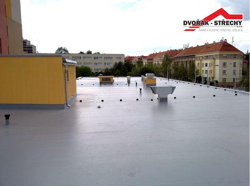 Dvořák – střechy s.r.o. - fotografie 14/15