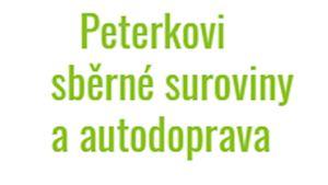 Peterkovi sběrné suroviny a autodoprava