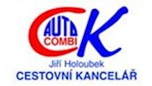 CESTOVNÍ KANCELÁŘ AUTO - COMBI, Holoubek Jiří