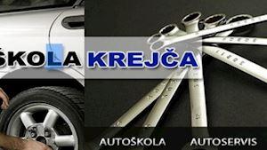 Autoškola - Krejča