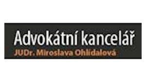 Advokátní kancelář - Ohlídalová Miroslava, JUDr.