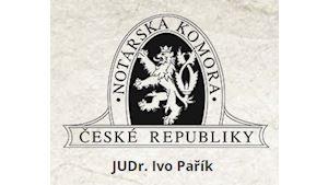 Pařík Ivo JUDr.