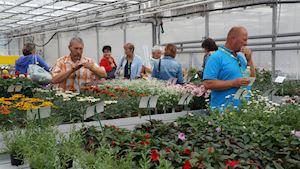 Květinové dny ve firmě Pasič