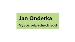 Jan Onderka - vývoz odpadních vod