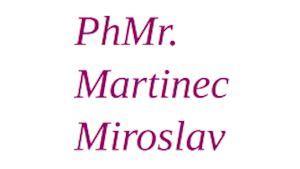 Měření radonu a radia Hradec Králové   MARTINEC MIROSLAV PhMr.