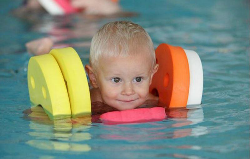 Plavání dětí - Baby Club - Jitka Slivečková - Uherské Hradiště - fotografie 14/15