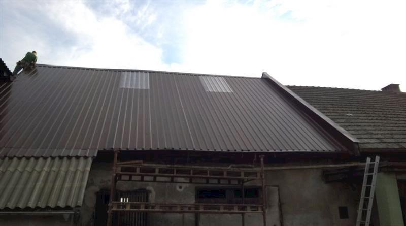 Střechy Lukáš Schauer - klempířství a pokrývačství - fotografie 1/17