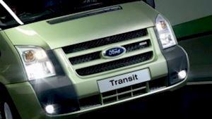 Louwman Motor Příbram s.r.o. - autorizovaný prodejce vozů Ford