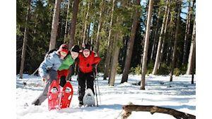Půjčovna sněžnic Inook - na vyžádání