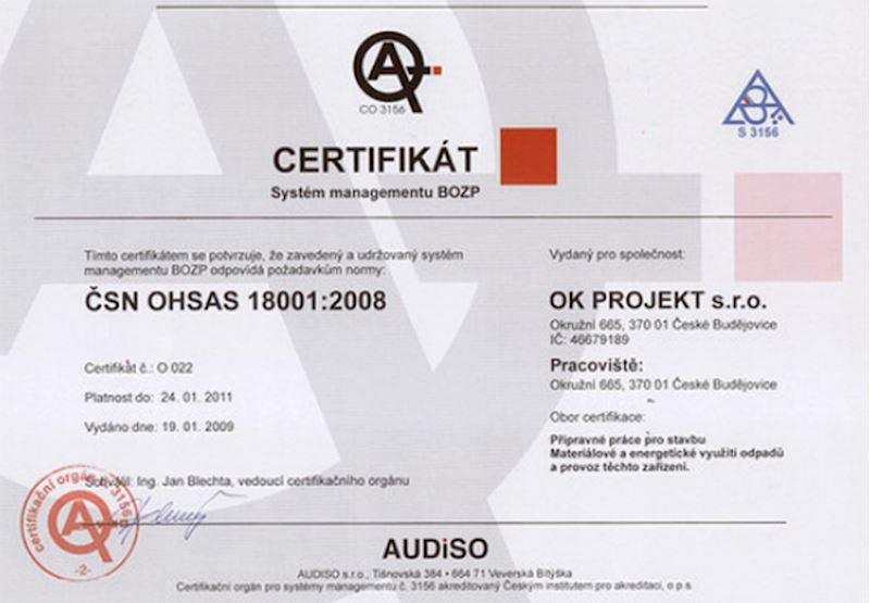 OK PROJEKT s.r.o. - fotografie 11/11