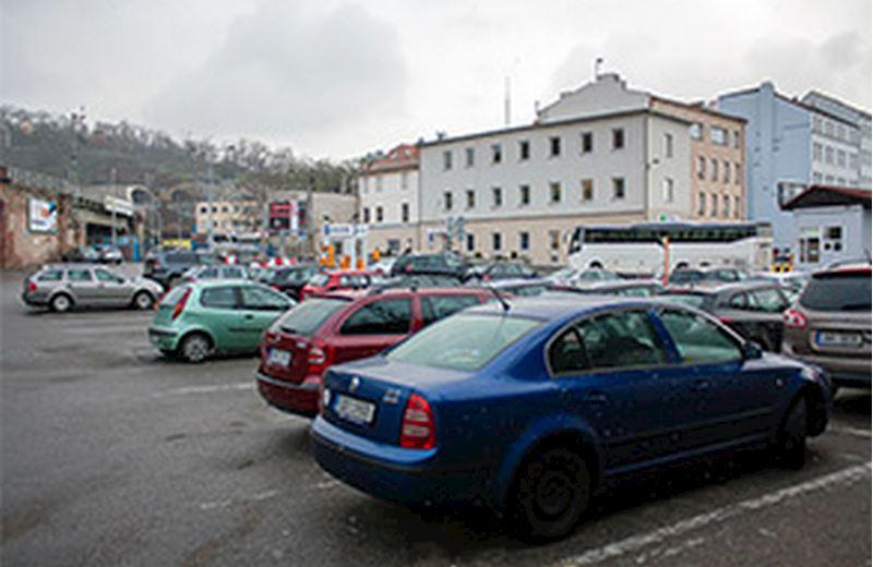 Parkoviště Praha Florenc - fotografie 2/3
