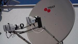 Ames - anténní a satelitní systémy